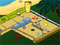 Cartoon Cove Mini Golf Game