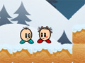 Little Heads - Snowy Adventure Game
