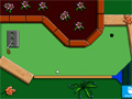 Backyard Mini Golf Game
