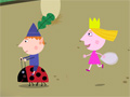 Ben and Hollys Little Kingdom Chicken Chase Game