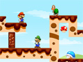 Mario Bros Great Adventure Game