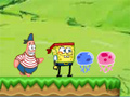 Adventures of Spongebob and Patrick Game