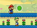 Mario and Luigi Go Home Game