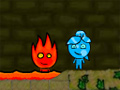 Fireboy and Watergirl in the Forest Temple 3 Game